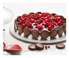 Cheesecake – tortinhas chocolate
