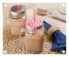 Milk Shake Teens Chocolate
