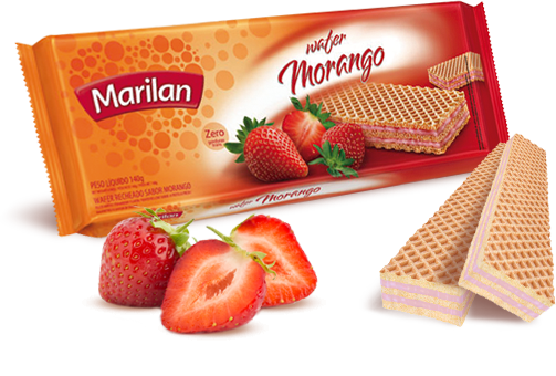 wafer_morango