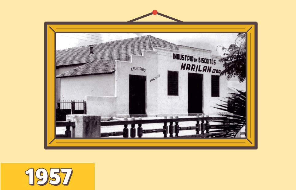 184122e6458 Inaugurada em 31 de março de 1957