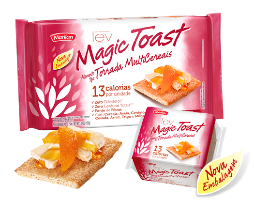 MagicToastMulticereais