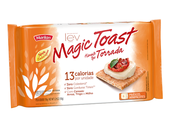 Magic Toast