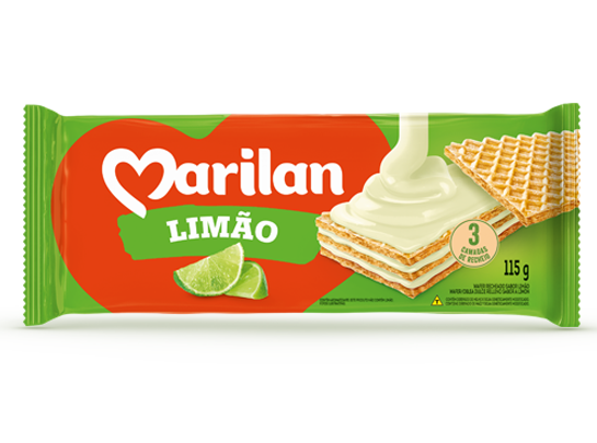 wafer-limao